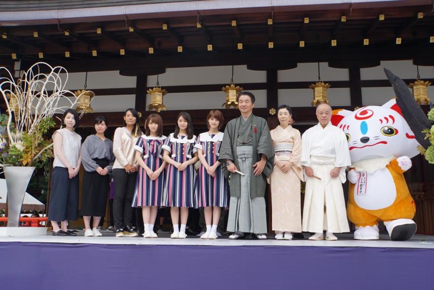 日本の伝統を継承! 「KYOTO NIPPON  FESTIVA L2018」を訪れてみた!