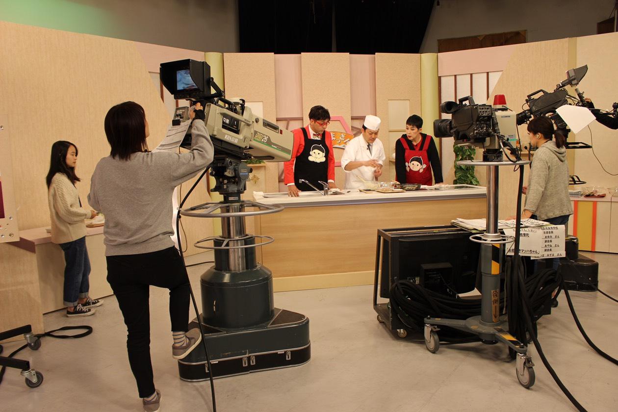 【KBS京都】テレビ番組の裏側に潜入!アルバイトのあれこれ教えます!