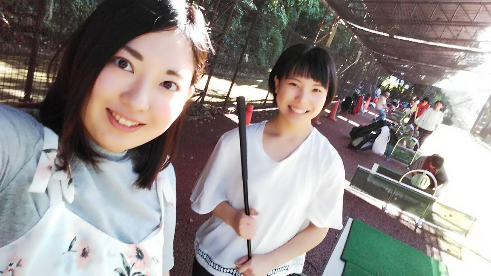 【京都女子大学ゴルフ部】父の影響で大学からゴルフというスポーツを始めて。