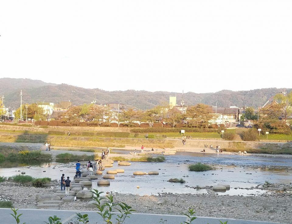 映画や小説の舞台が日常になる。それが京都…!