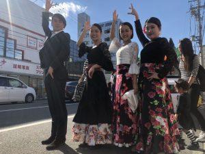四条西院ハロウィンパレード