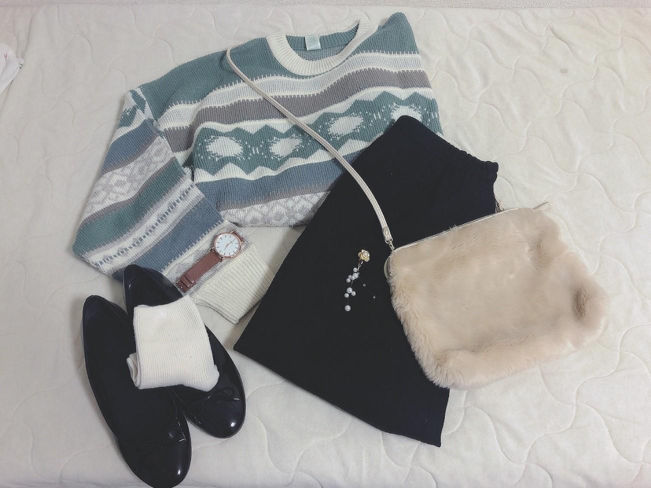 【もう悩まなくてOK!】女子大生・オシャレに着まわし冬服コーデ7Days