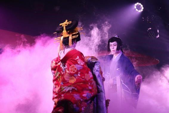 巷で話題の京都SUSHI劇場に行ってみたー寿司は別腹―