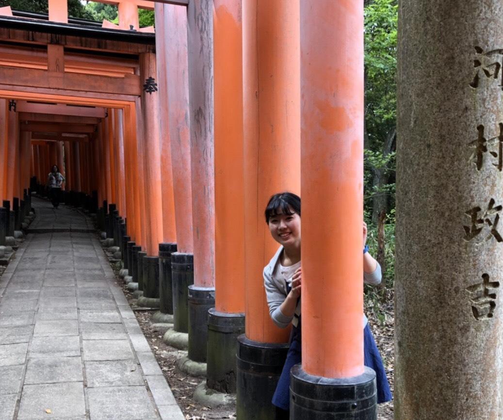 グローバルな街、京都