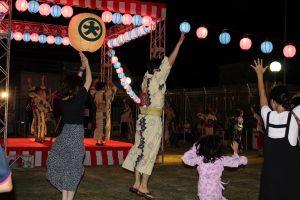 京から健康を!芸大生が考えたリカミック盆踊りを取材してみた