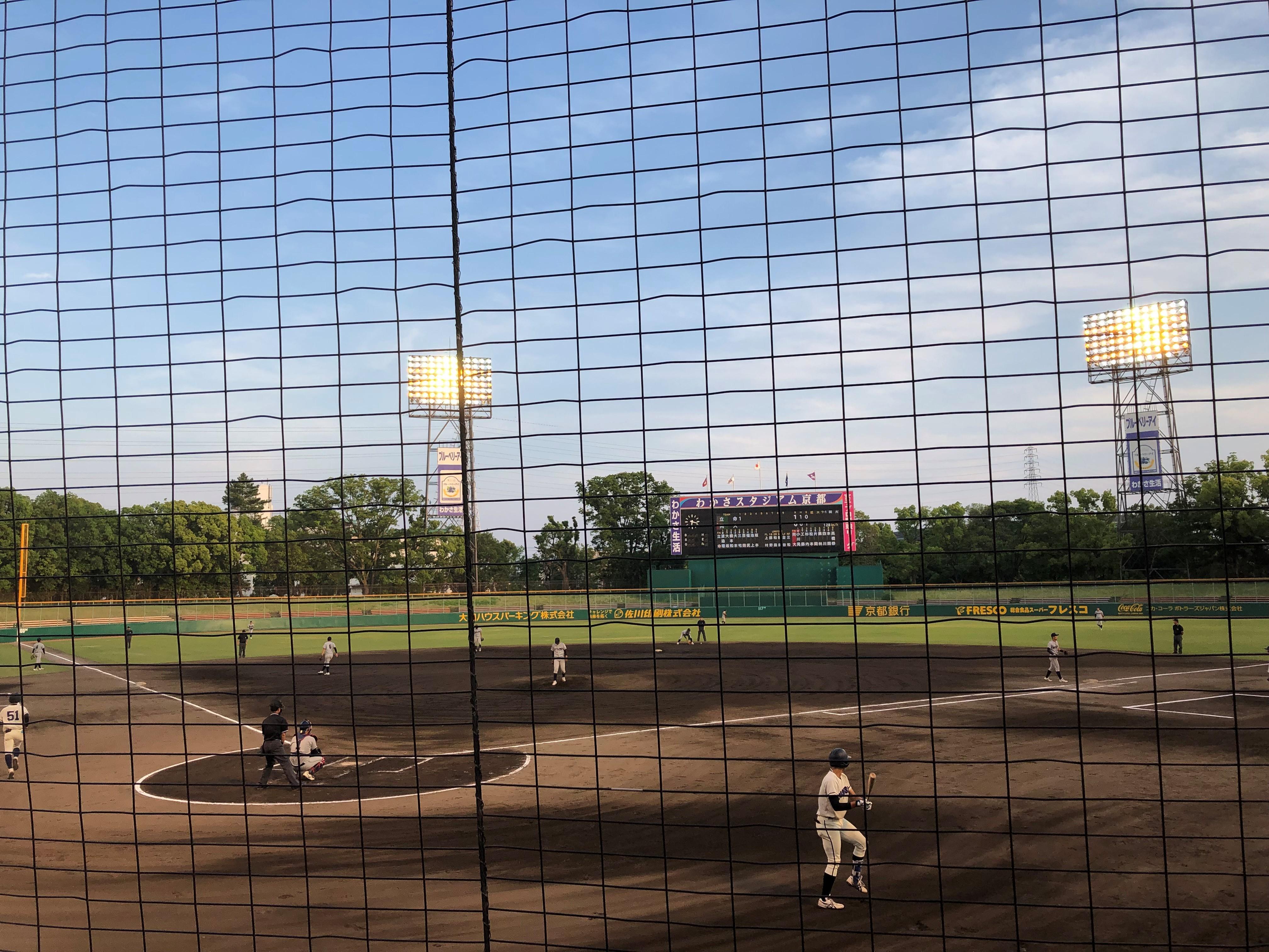 大胆提言!友達を作りたい新入生は新学期に大学野球を観に行くべし