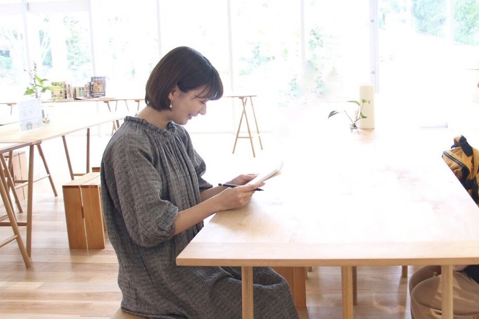 広報部の天使の素顔とは ~米島小晴さんにインタビュー~
