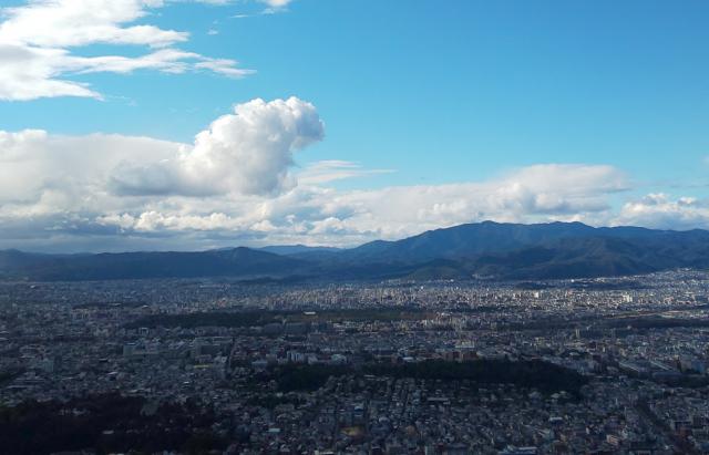 予備校で通った京都、今は京都の大学生