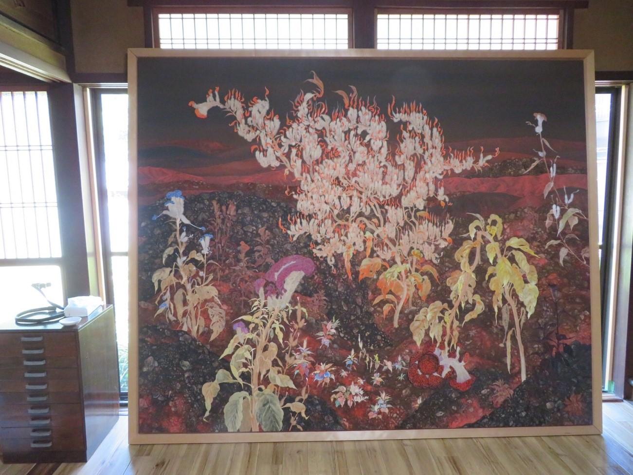 #京都里山ぐらしー京都・中川に住む日本画家、幸山ひかりさんにインタビューー
