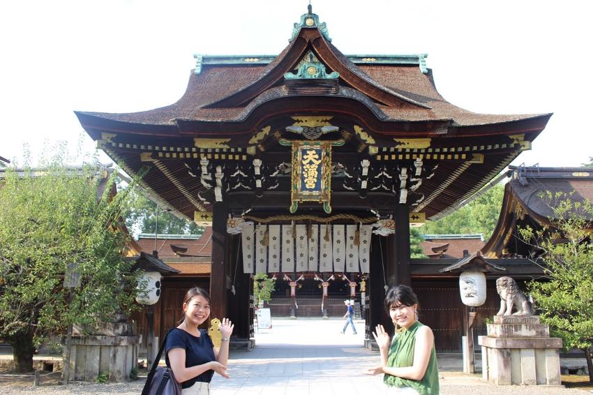 北野天満宮×京都学生広報部 合格祈願絵馬プロジェクトが始動!