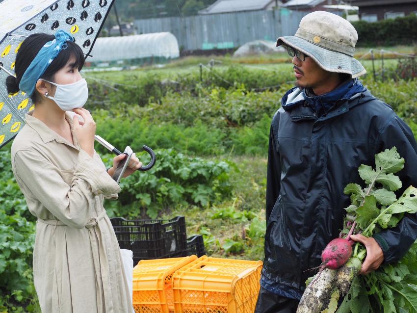 #京都里山ぐらし ——音吹畑代表高田さんにインタビュー——