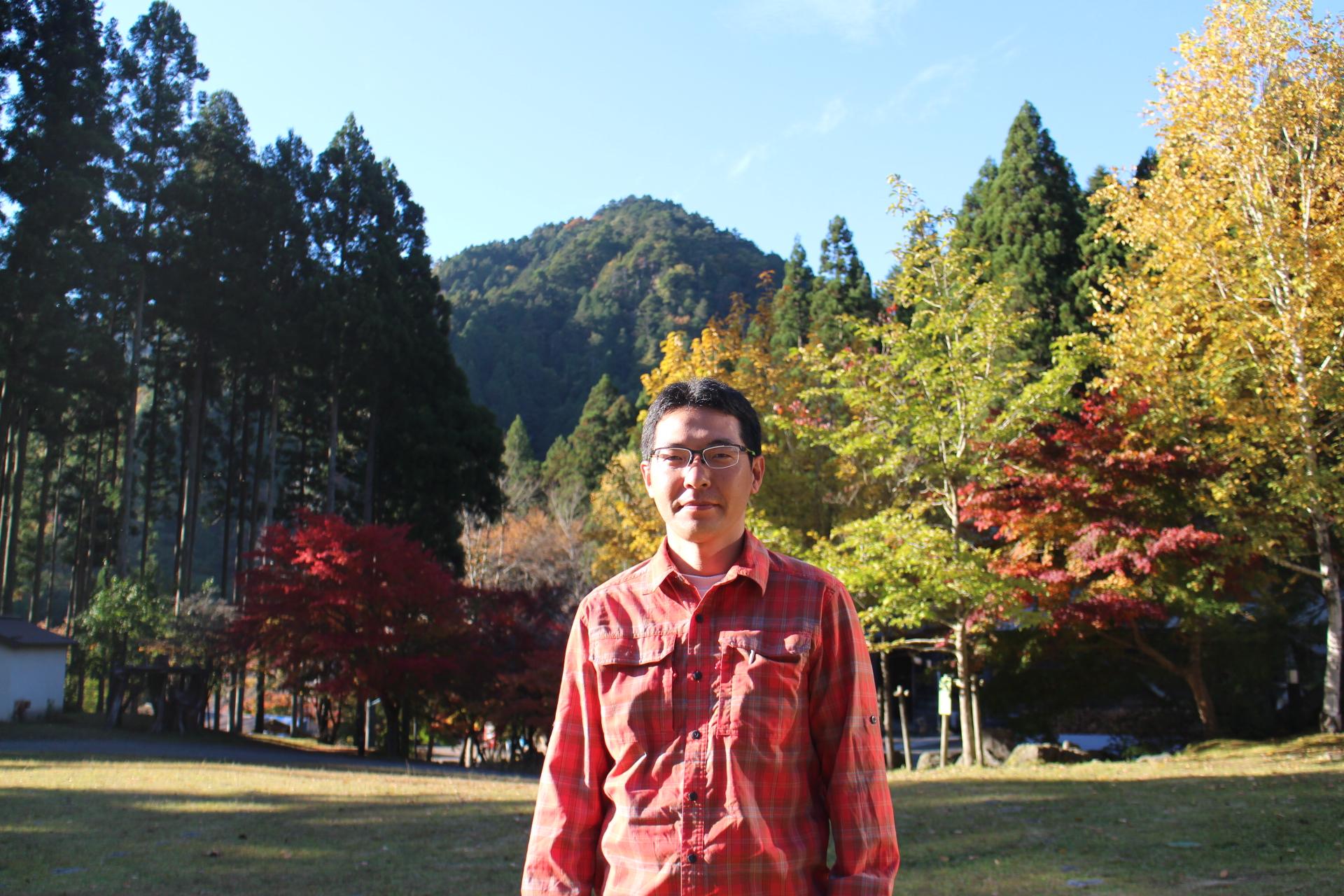 #京都里山ぐらし 思い出の地、花脊で活躍する藤井さんにインタビュー