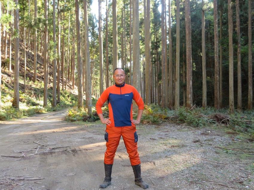 #京都里山ぐらし ――四辻木材四辻さんにインタビュー――