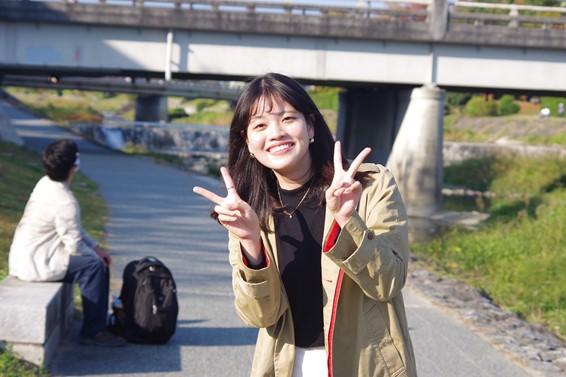 【同志社大学】現役女子大生YouTuber「mamiyade」さんを取材しました