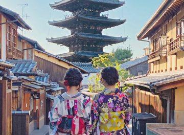 京都祇園を初観光。