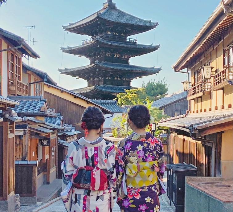 コロナ禍の中、京都の地へ