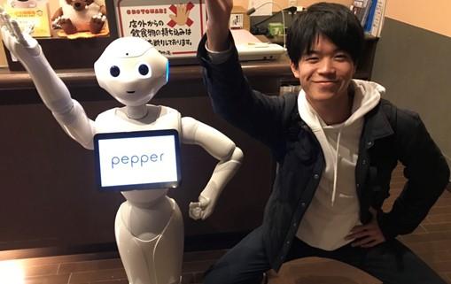 大学では電気を学び、広報部では動画作成!?~山本詠明さんにインタビュー~