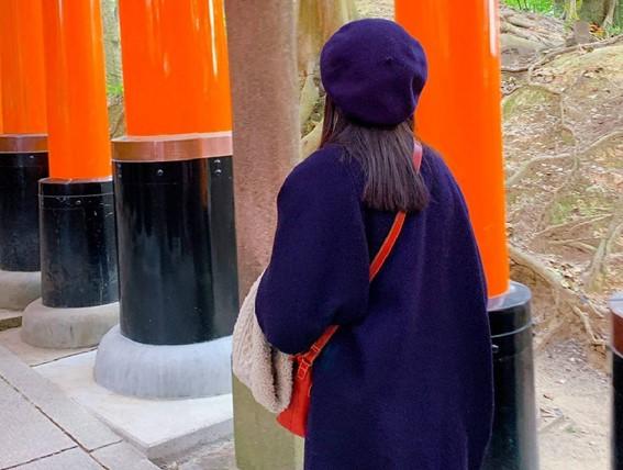 「今」の私で京都を楽しみたい ~浅田奈和香さんにインタビュー~