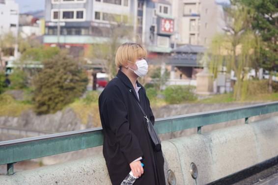北区からNOW ON AIR!大谷大学赤澤ゼミの大橋広夢さんを取材しました