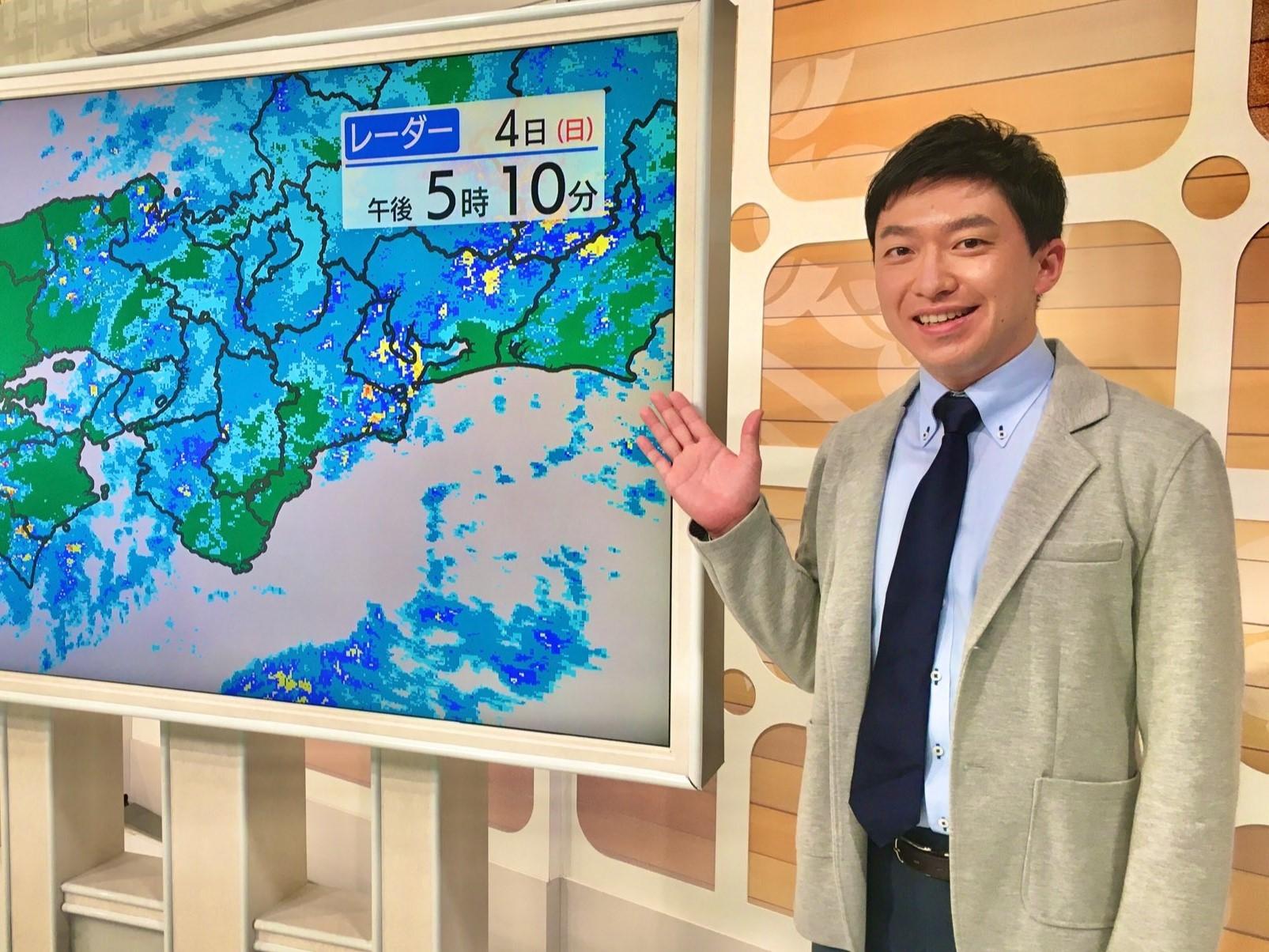 京都出身・気象予報士 前田智宏さんが語る #1 学生時代編